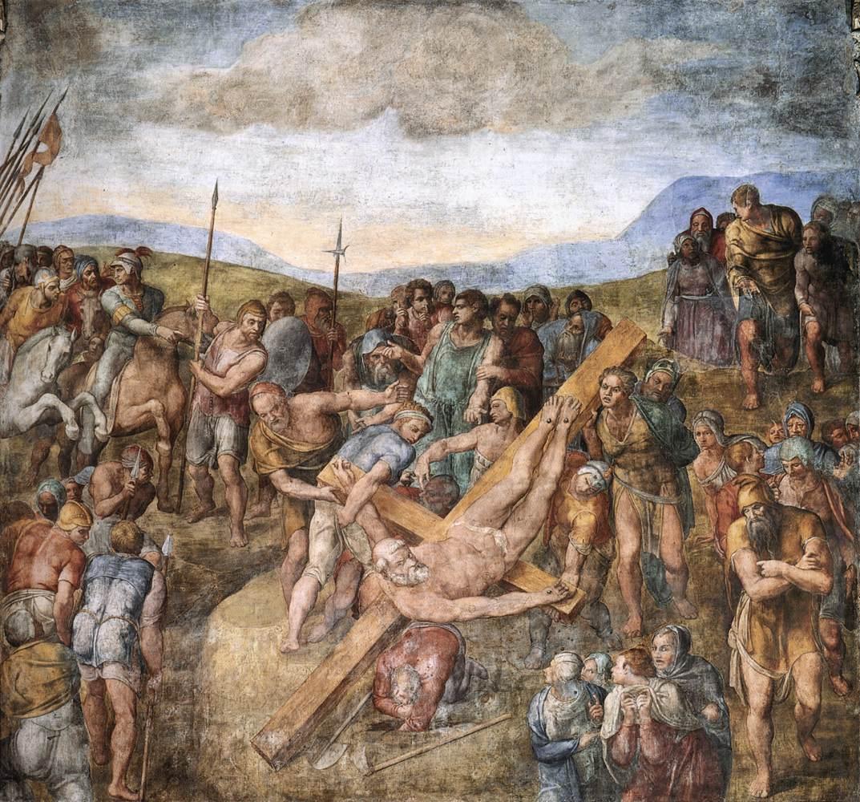 Michelangelo,_paolina,_martirio_di_san_pietro_01
